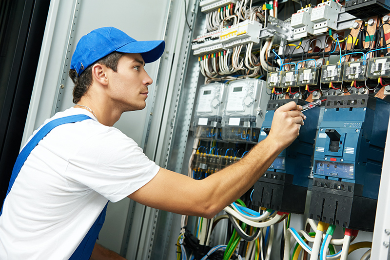 Domestic Electrician in Rotherham South Yorkshire