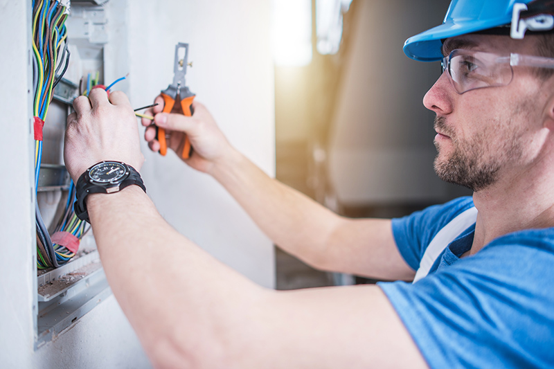 Electrician Qualifications in Rotherham South Yorkshire