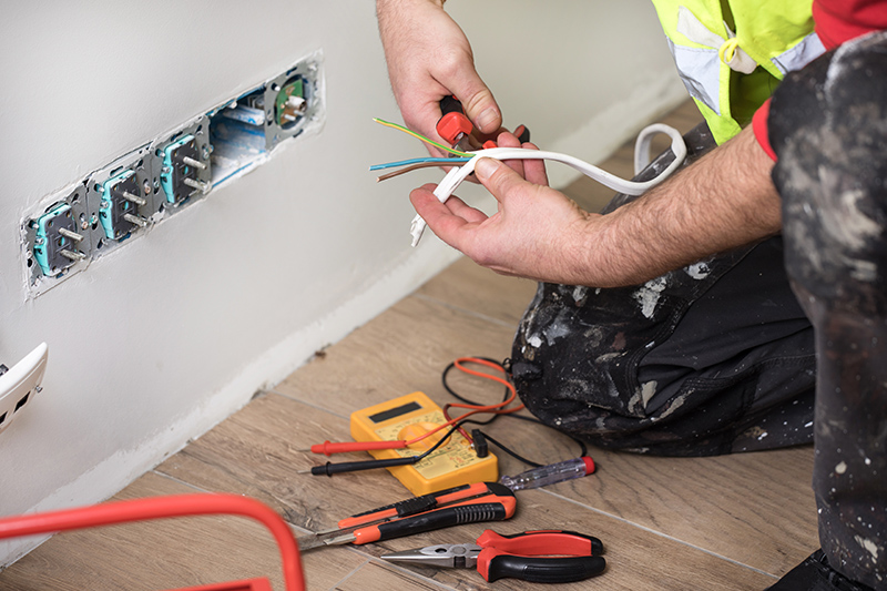 Emergency Electrician in Rotherham South Yorkshire